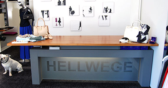 Conceptsore Hellwege Bremerhaven Tresen
